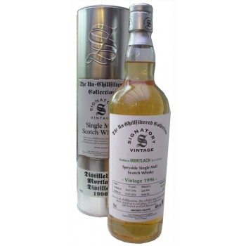 Mortlach 1996 19 Year Old Single Malt Whisky