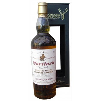 Mortlach 21 Year Old Single Malt Whisky
