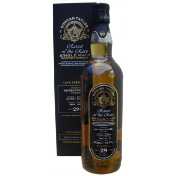 Mosstowie 1975 29 year old Single Malt Whisky