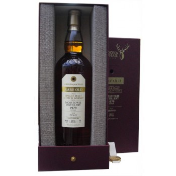 Mosstowie 1979 Single Malt Whisky