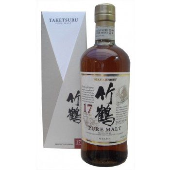 Nikka Taketsuru 17 Year Old Single Malt Whisky