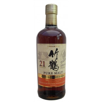 Nikka Taketsuru 21 Year Old Madeira Finish Whisky