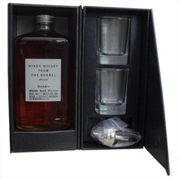 Nikka From the Barrel Origami Gift Set Single Malt Whisky