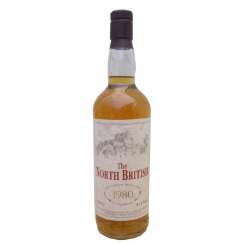 North British 1980 Single Grain Whisky