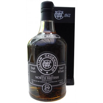 North British 1985 29 Year Old Single Grain Whisky