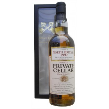 North British 1992 Single Grain Whisky