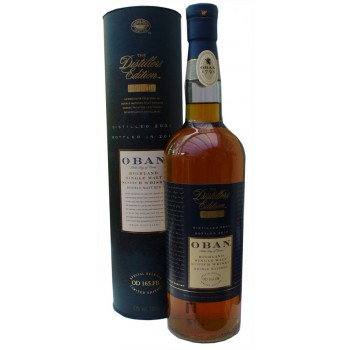 Oban 2001 Distillers Edition Single Malt Whisky