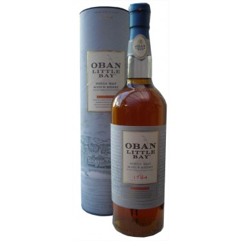 Oban Little Bay Single Malt Whisky
