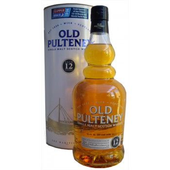 Old Pulteney 12 Year Old Single Malt Whisky