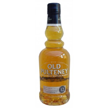 Old Pulteney 12 Year Old 35cl Single Malt Whisky