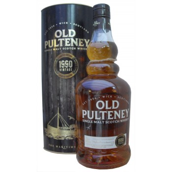 Old Pulteney 1990 Single Malt Whisky