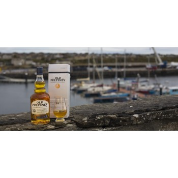 Old Pulteney and anCnoc Whisky Tasting Ticket