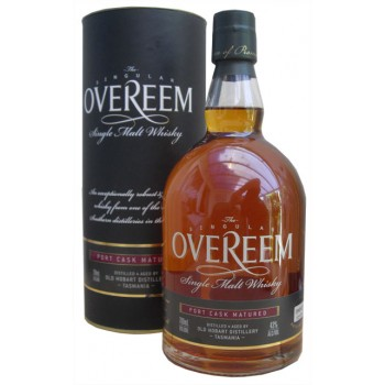 Overeem Port cask Single Malt Whisky