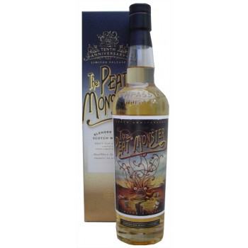 Compass Box Peat Monster 10th Anniversary Malt Whisky