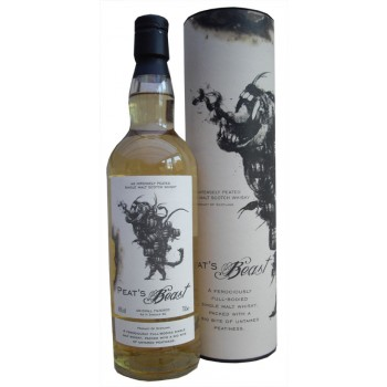 Peats Beast Single Malt Whisky