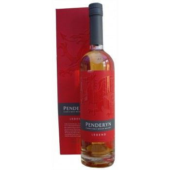 Penderyn Legend Single Malt Whisky