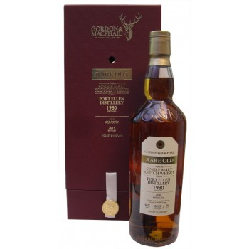 Port Ellen 1980 Single Malt Whisky