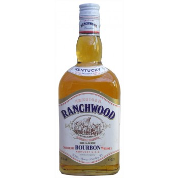 Ranchwood Bourbon Whiskey