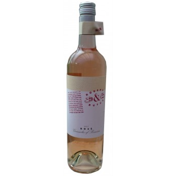 Rogers Rufus Grenache Rose