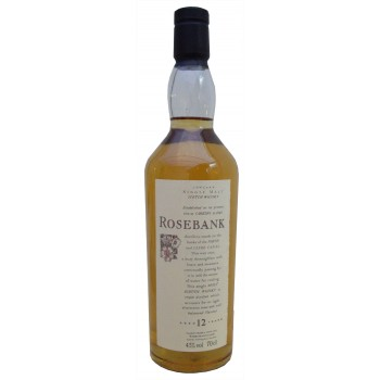 Rosebank 12 Year old Flora & Fauna Single Malt Whisky