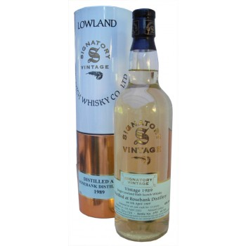 Rosebank 1989 13 Year Old Single Malt Whisky