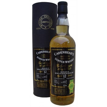 Royal Lochnagar 1996 12 Year Old Single Malt Whisky