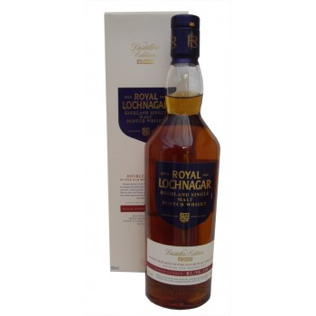 Royal Lochnagar 2000 Distillers Edition Single Malt Whisky