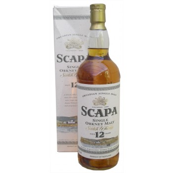 Scapa 12 Year Old 1 Litre Single Malt Whisky