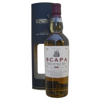 Scapa 2001 Single Malt Whisky
