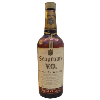 Seagrams VO 6 Year Old Canadian Whisky
