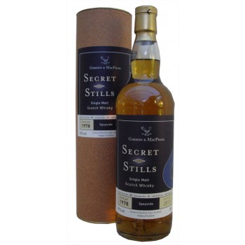 Cragganmore 1978 Secret Stills 2.3 Single Malt Whisky