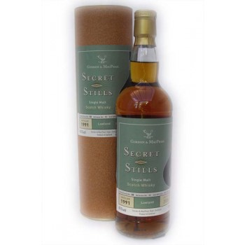 Secret Stills No 3.5 1991 16 Year Old Lowland Single  Malt Whisk