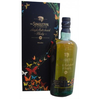 Singleton Of Glendullan 38 Year Old Single Malt Whisky