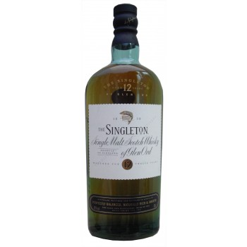 Singleton Of Glen Ord 12 Year Old Single Malt Whisky