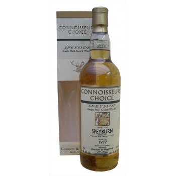 Speyburn 1977 Single Malt Whisky