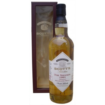 Speyside 1991 Single Malt Whisky