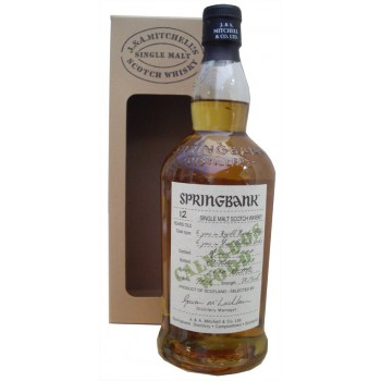 Springbank 2000 12 Year Old Calvados Wood Single Malt Whisky