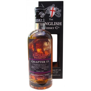 St Georges Distillery Chapter 13 Dragon Edition Single Malt Whisky