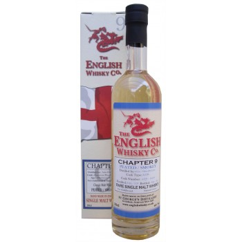 St Georges Chapter 9 20cl Single Malt Whisky