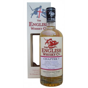St Georges Chapter 7 Single Malt Whisky