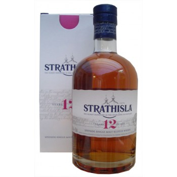 Strathisla 12 Year Old Single Malt Whisky