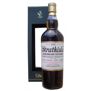 Strathisla 1967 Single Malt Whisky