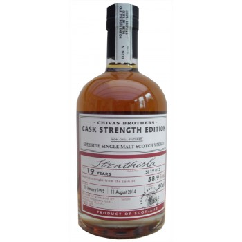 Strathisla 1995 19 Year Old 50cl Single Malt Whisky