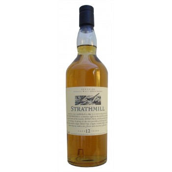 Strathmill 12 Year Old Flora & Fauna Series Single Malt Whisky