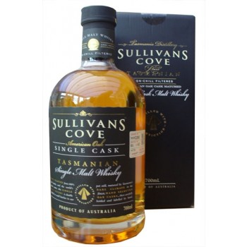 Sullivans Cove American Oak Single Malt Whisky