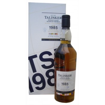Talisker 1985 27 Year Old Single Malt Whisky