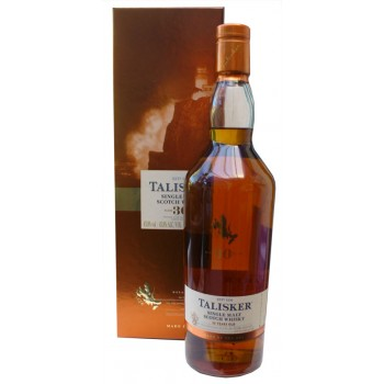 Talisker 30 Year Old 2012 Release Single Malt Whisky