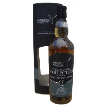 Tamdhu 8 Year Old Single Malt Whisky