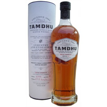 Tamdhu Batch Strength Batch 001 Single Malt Whisky