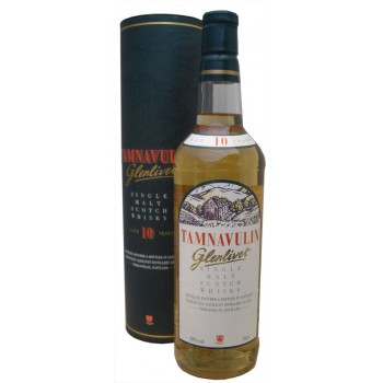 Tamnavulin 10 Year Old Single Malt Whisky